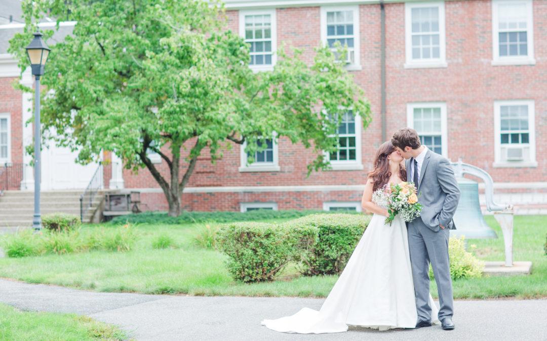 Karlie + Jason | Intimate Church Wedding