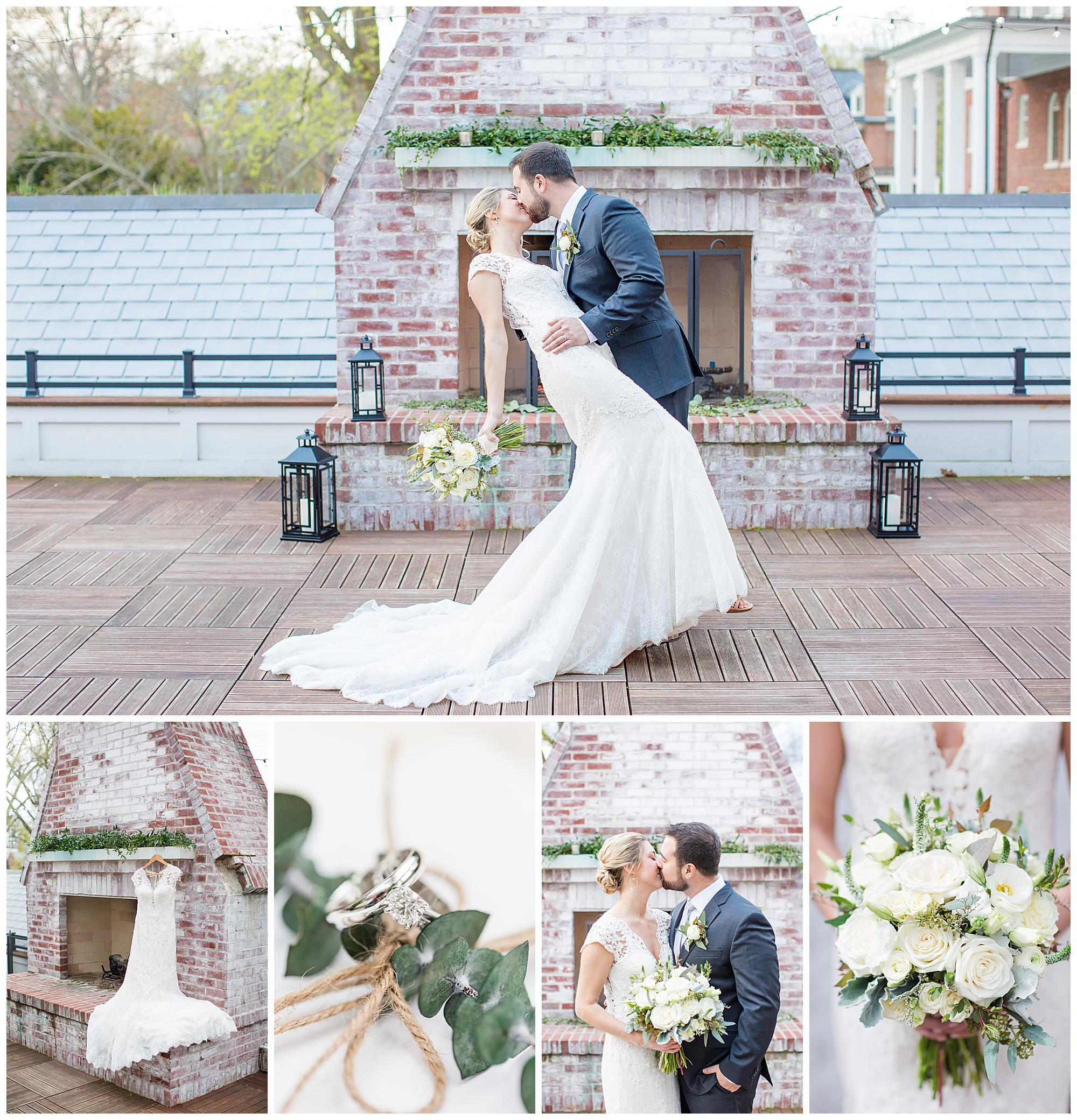 Inn on Boltwood Wedding in Amherst Massachusetts