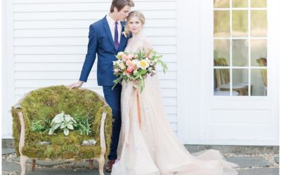 Woodland Wedding Inspiration | Styled Shoot
