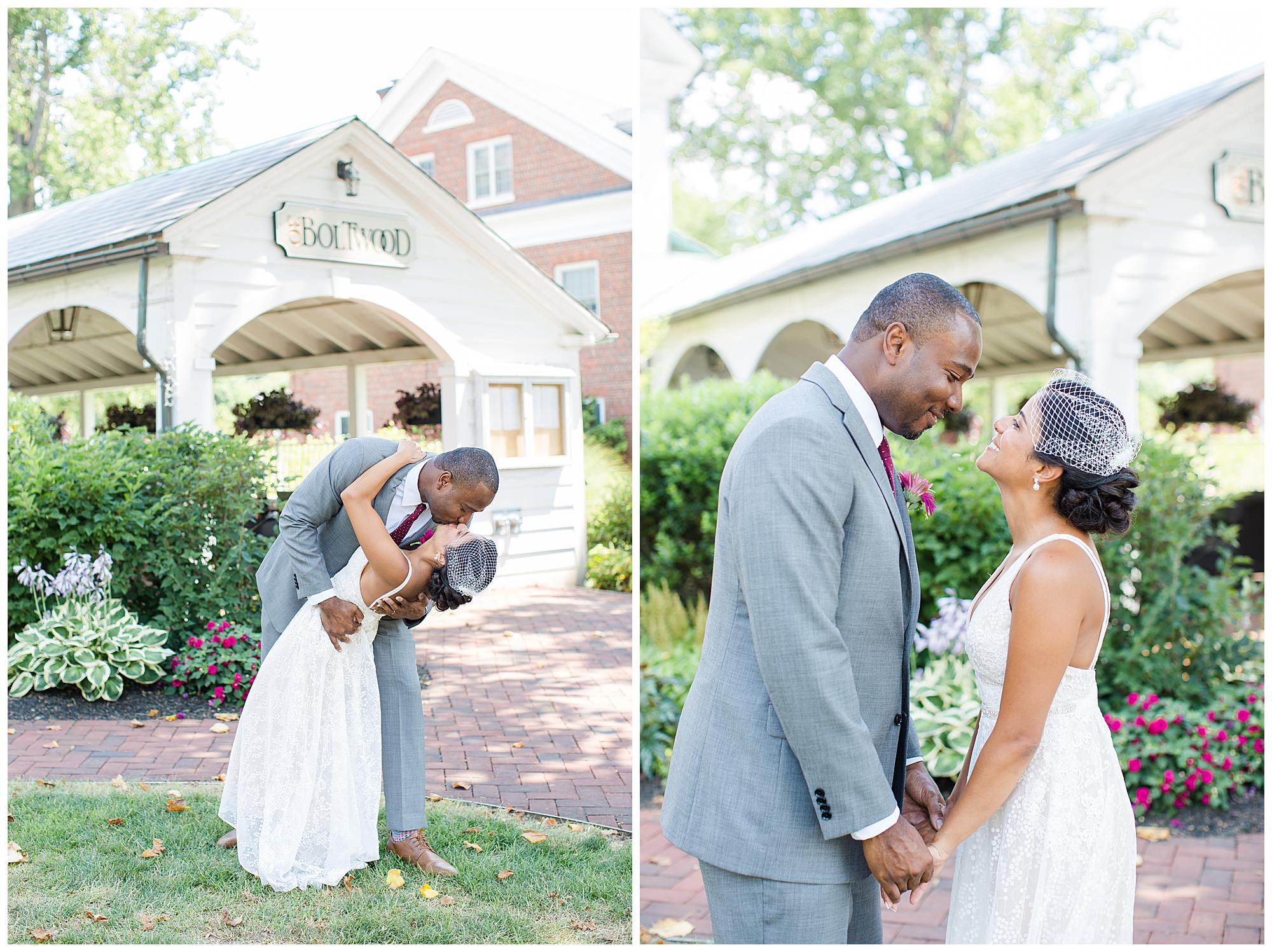 Inn on Boltwood Wedding