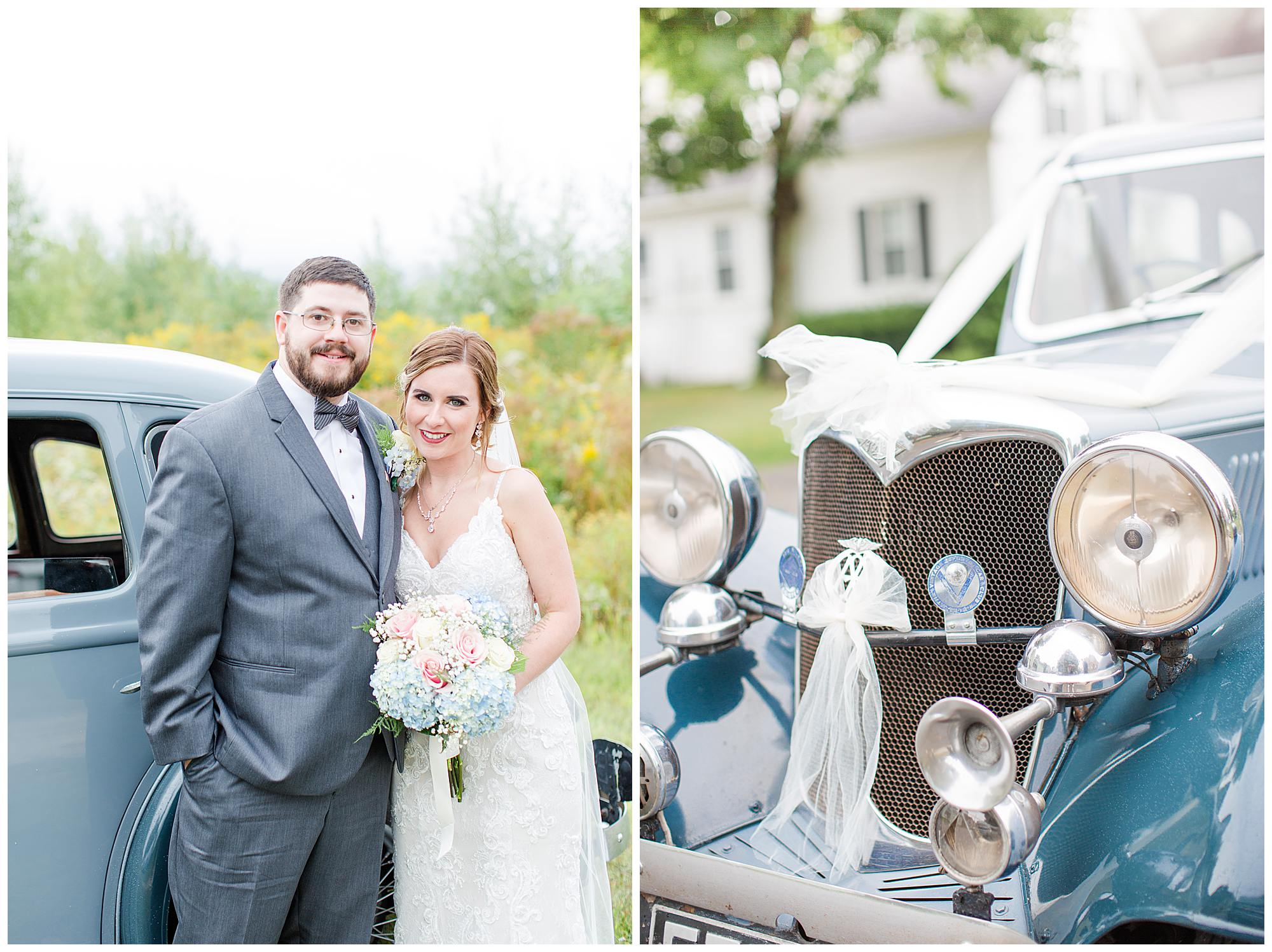 Monadnock Berries Wedding