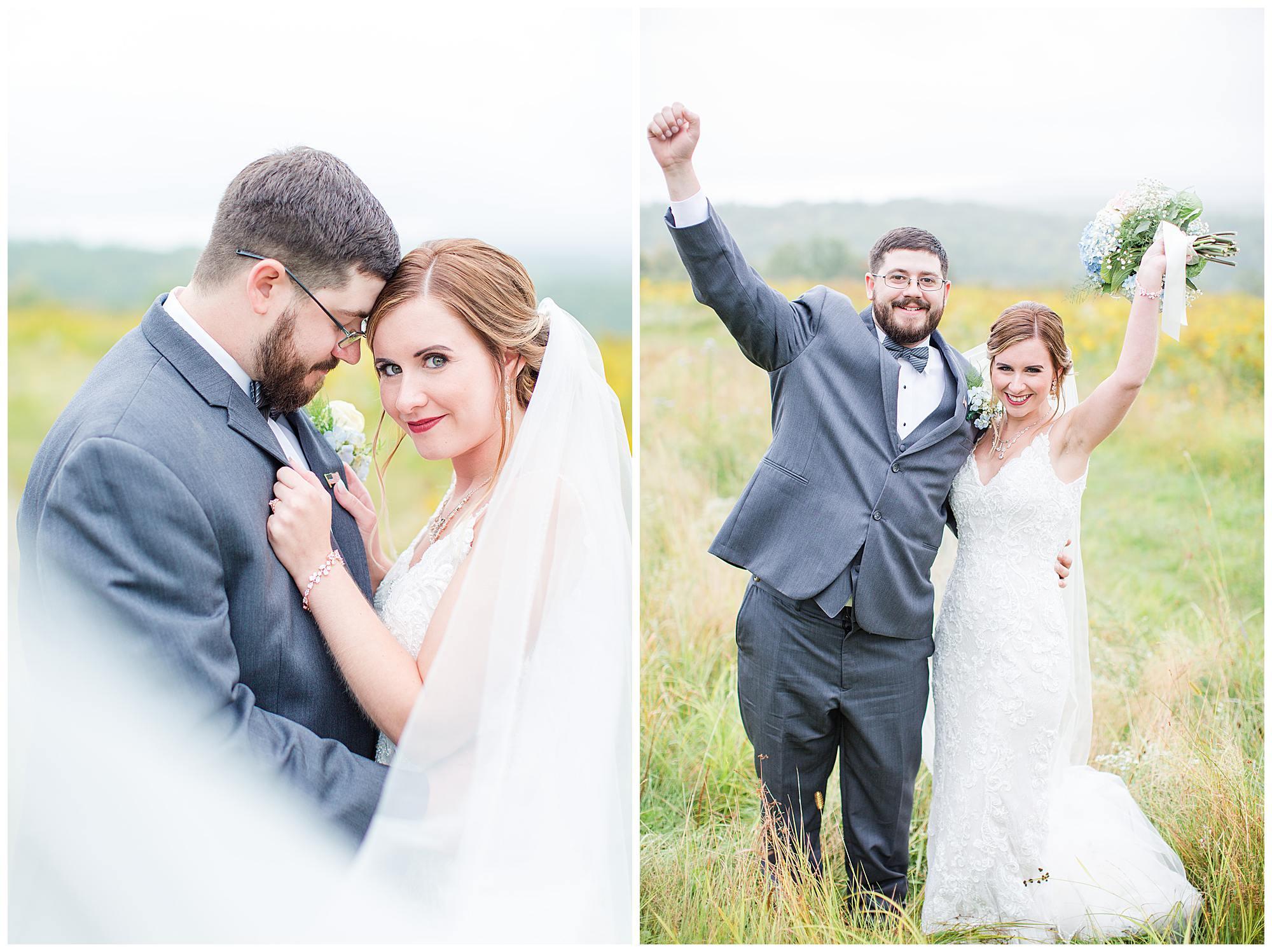 Monadnock Berries Wedding