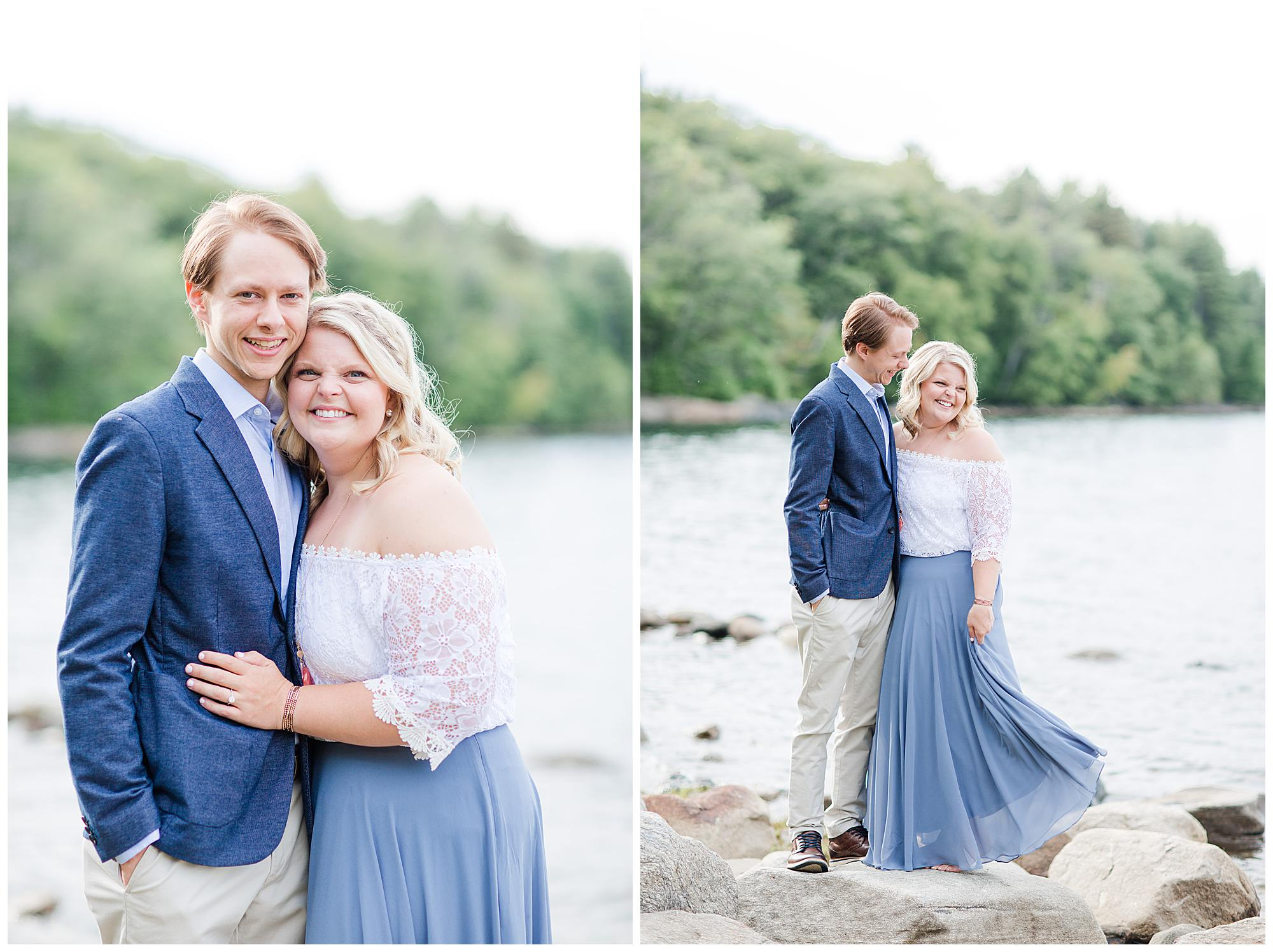 Quabbin Reservoir Engagement