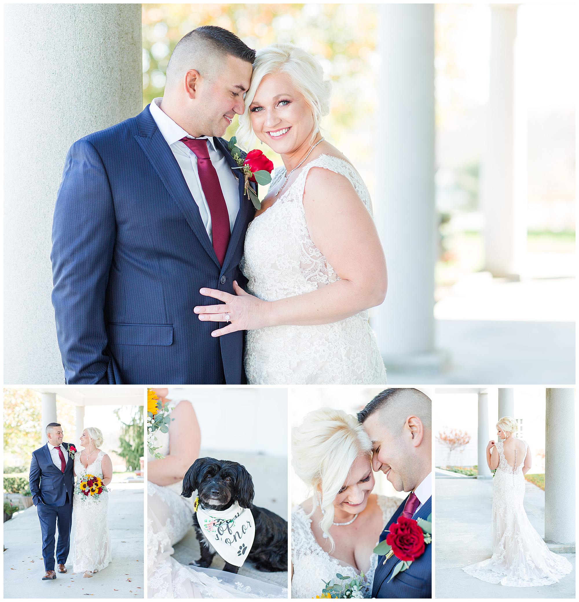massachusetts fall wedding